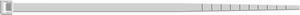 Стяжки кабельные SapiSelco SELFIT, белые, полиамид 6.6